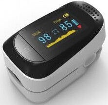 Oromed Pulse Oximeter White