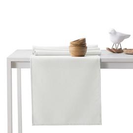 AmeliaHome Empire AH/HMD Tablecloth Cream 30x80cm