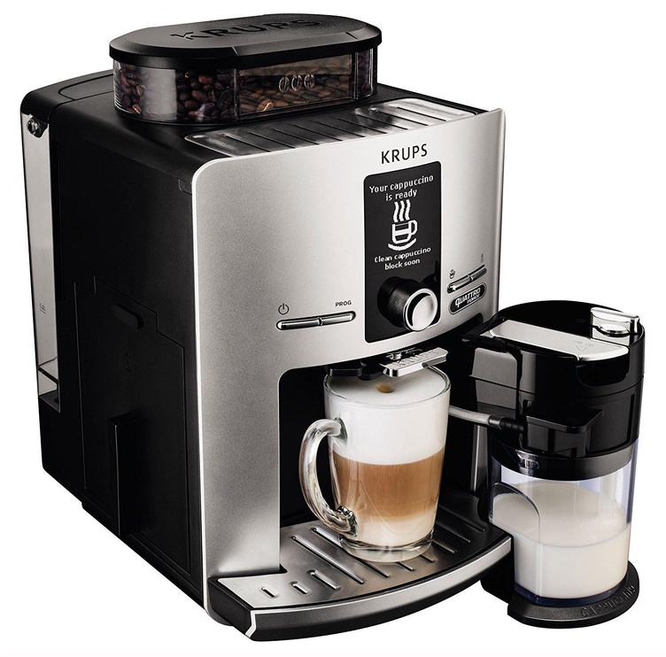 Kohvimasin Krups Quattro Force EA82FE