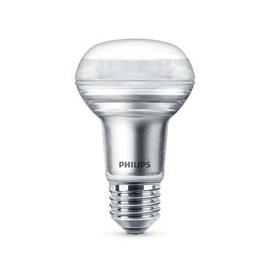 Led lamp Philips R63, 4.5W, E27, 2700K, 345lm, DIM
