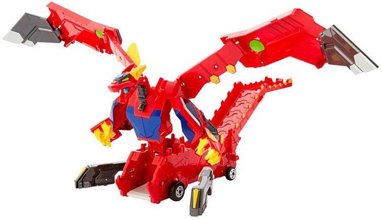Mecard Mega Aractula Figure Action Battle Game Kids
