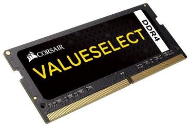 Corsair Value Select 16GB 2133MHz DDR4 CL15 SODIMM KIT OF 2 CMSO16GX4M2A2133C15 (поврежденная упаковка)