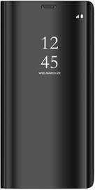 Mocco Clear View Case For Samsung Galaxy A41 Black