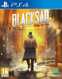 Blacksad: Under the Skin Limited Edition PS4