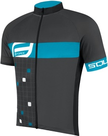 Force Square Jersey Grey/Blue S