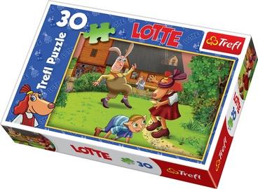 Trefl Puzzle Lotte 18201