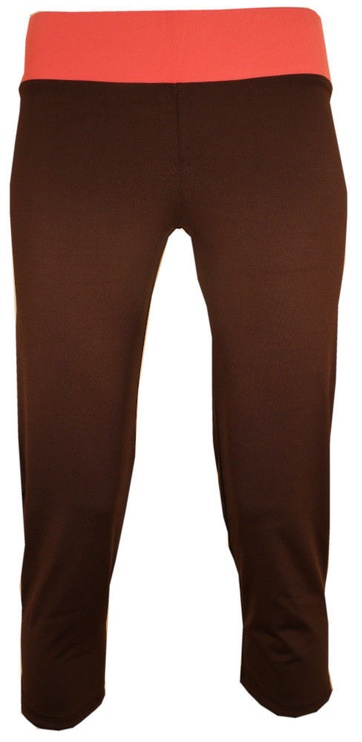 Bars Womens Trousers Brown 103 XL