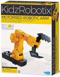 4M KidzRobotix Motorised Robotic Arm 3413
