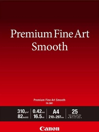 Canon Premium Fine Art Smooth FA-SM1 A4 25pcs