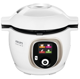 Krups Multicooker Cook4Me+ CZ7101 White/Grey
