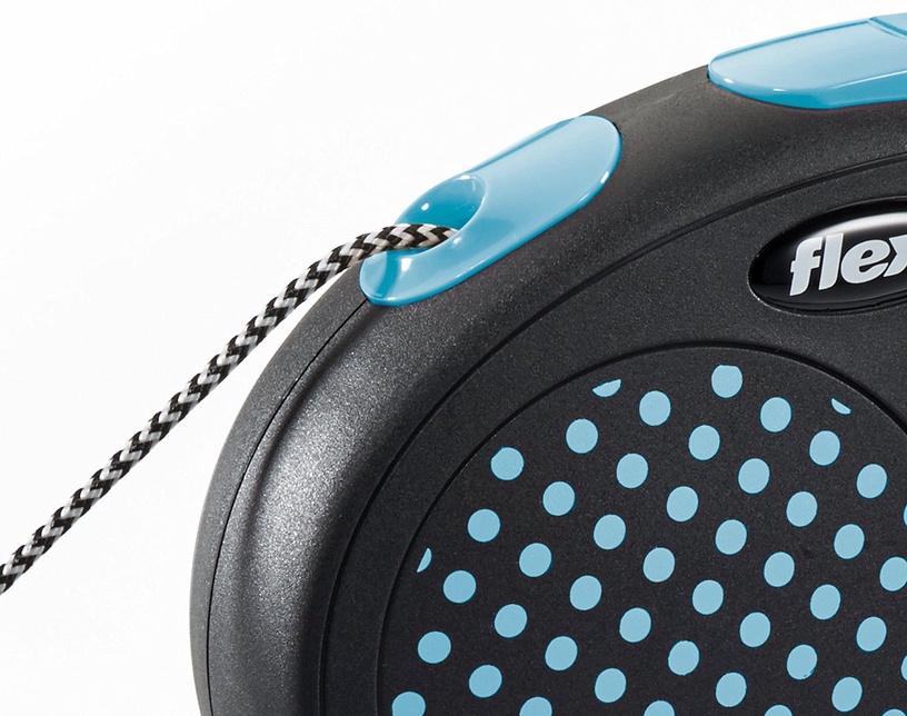 Flexi Design Cord M 5m Blue