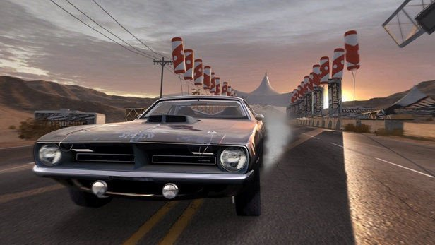 Need For Speed: ProStreet PC