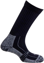 Mund Socks Explorer Black 38-41