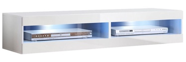 ТВ стол ASM RTV Fly 34 White, 1600x400x300 мм