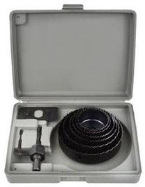 Geko Holesaw Set 51-102mm 8pcs