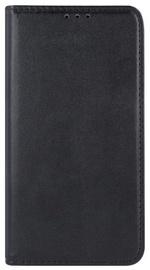 Blun Soft Interior Smart Magnetic Book Case For Samsung Galaxy J3 J320F Black