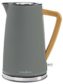 Электрический чайник Nedis KAWK510EGY, 1.7 л