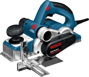 Bosch GHO 40-82 C Planer with L-Boxx Suitcase