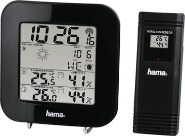 Hama EWS-200 Weather Station Black