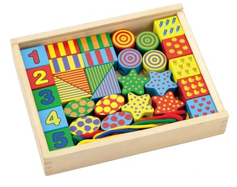 Viga Lacing Blocks 58505
