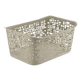 Rotho Urban Storage Basket 10l Cream