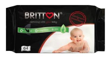 Britton Wet Wipes 64pcs B22049