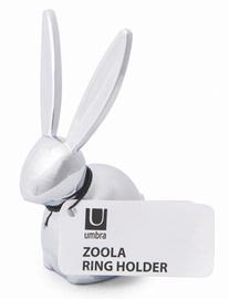 Umbra Zoola Ring Holder Bunny Chrome