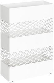 Подставка для зонтов Songmics, белый, 280x120x410 мм