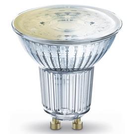 Nutipirn Ledvance LED, GU10, PAR16, 5 W, 350 lm, 2700 °K, soe valge, 1 tk