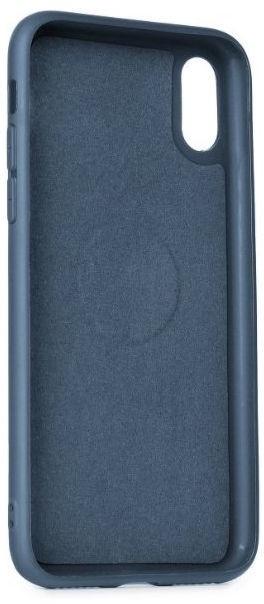 Mocco Soft Magnet Case For Xiaomi Mi A2 Blue