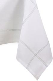 AmeliaHome Antony Tablecloth White 140x280cm
