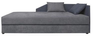 Диван-кровать Black Red White Kelo Grey/Dark Blue, 204 x 95 x 80 см