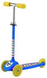 Lastele tõukeratas Bimbo Bike 90-140cm Blue/Yellow