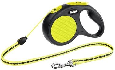 Flexi New Classic Neon Cord M 5m