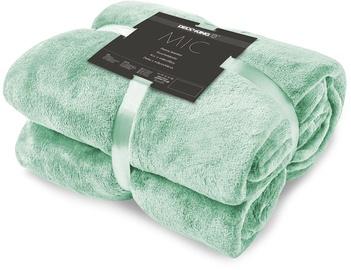 Одеяло DecoKing Mic Peppermint, 240x220 см