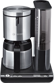 Kohvimasin Bosch TKA8653 Black/Inox