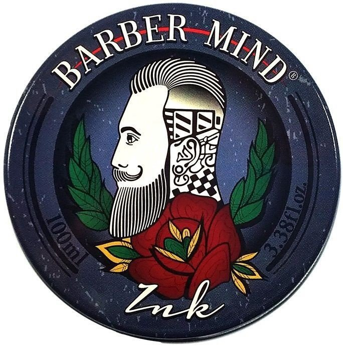 Barber Mind Ink Hair Pomade 100ml
