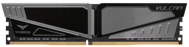 Team Group T-Force Vulcan Grey 16GB 2400MHz CL15 DDR4 TLGD416G2400HC15B01