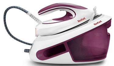 Triikimissüsteem Tefal Express Anti-Calc SV8054 White/Violet