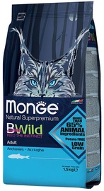 Monge BWild Adult With Anchovies 1.5kg