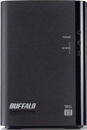 "Buffalo 3.5"" DriveStation Duo 8GB"