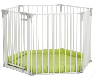 Hauck Baby Park White/Lime 597040