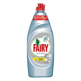 Fairy Platinum Lemon & Lime 650ml