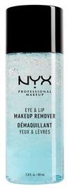 Meigieemaldaja NYX Eye & Lip Makeup Remover, 80 ml