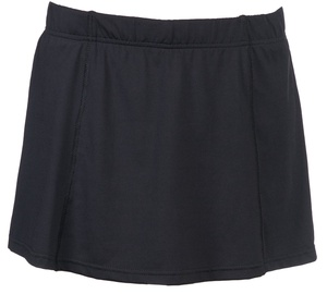 Bars Womens Tennis Skirt Black 64 L