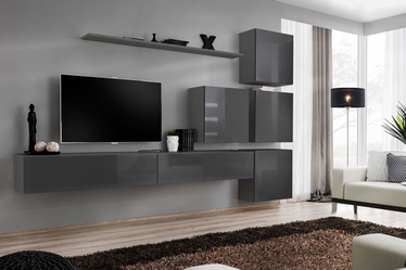 ASM Switch IX Wall Unit Graphite