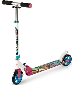 Spokey Vacay 927043 Scooter White/Pink 145mm