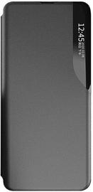 Mocco Smart Flip Cover Case Apple iPhone 12 / 12 Pro Black