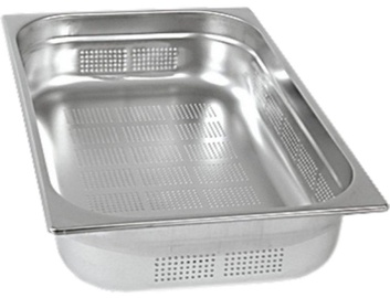 Stalgast G/n Perforated Food Pan 1/1 5l