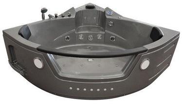 SN Bath B10632 157x157x68cm Silver